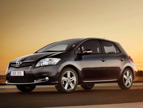 Toyota Auris (E150) 07.2010 - 11.2012