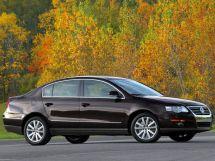 Volkswagen Passat 2005, седан, 6 поколение, B6