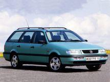 Volkswagen Passat 1993, универсал, 4 поколение, B4