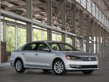 Volkswagen Passat 2011, седан, 7 поколение, NMS