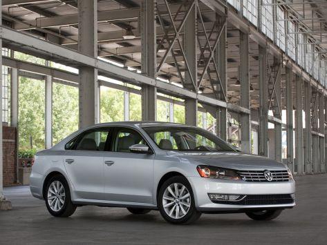 Volkswagen Passat NMS
