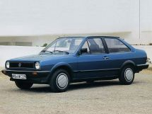 Volkswagen Polo 1985, coupe, 2nd generation, Mk2