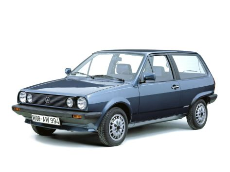 Volkswagen Polo (Mk2) 09.1981 - 09.1990