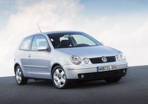 Volkswagen Polo Mk4