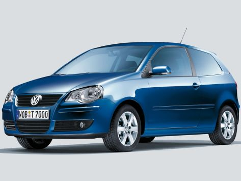 Volkswagen Polo (Mk4) 03.2005 - 05.2009