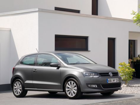 Volkswagen Polo (Mk5) 03.2008 - 05.2014