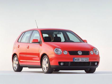 Volkswagen Polo (Mk4) 11.2001 - 05.2005