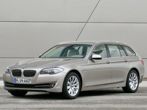 BMW 5-Series 2010 - 2013