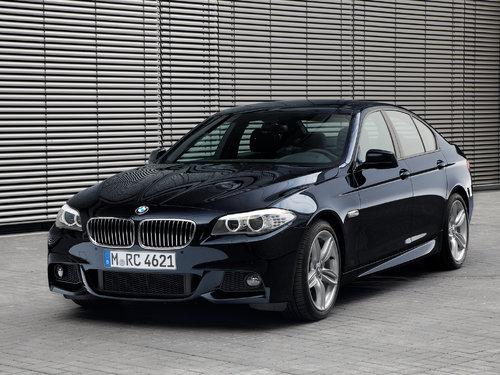BMW 5-Series 2009 - 2013
