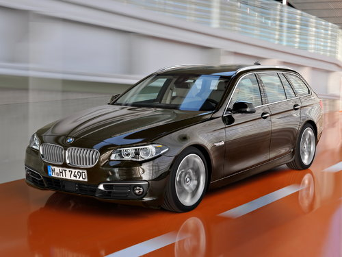 BMW 5-Series 2013 - 2016