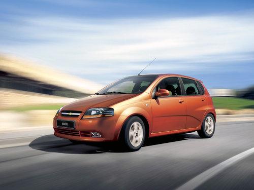 Chevrolet Aveo 2002 - 2008