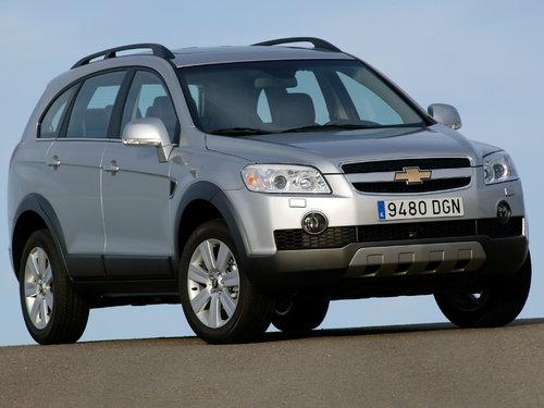 Chevrolet Captiva 2006 - 2011