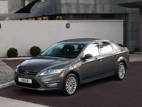 Ford Mondeo 2010 - 2014