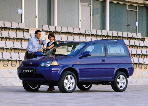 Honda HR-V 1998 - 2001