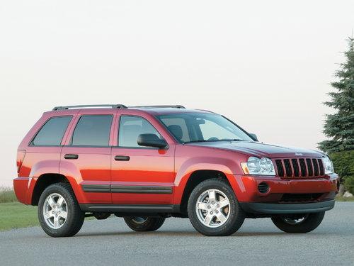 Jeep Grand Cherokee 2004 - 2007