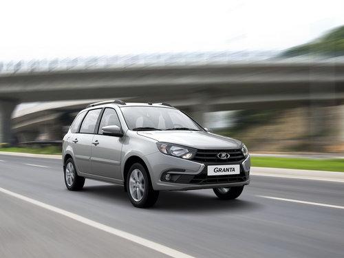 500x lada granta g8849 - Цена нового автомобиля лада гранта