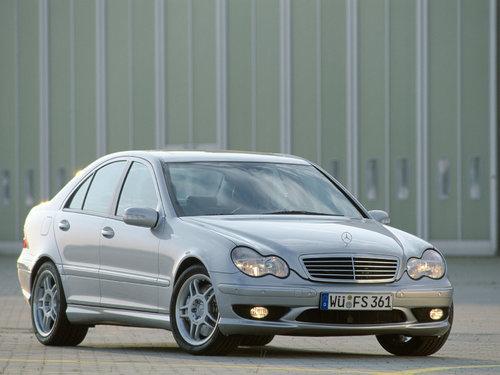 Mercedes-Benz C-Class 2000 - 2004
