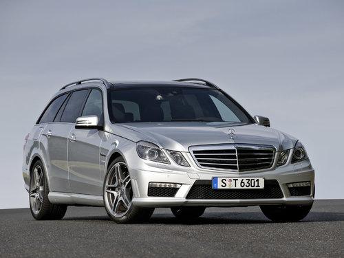 Mercedes-Benz E-Class 2009 - 2012