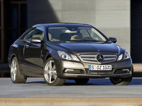 Mercedes-Benz E-Class 2009 - 2013