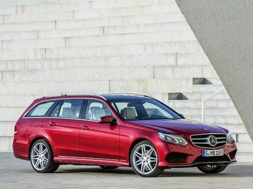 Mercedes-Benz E-Class 2013 - 2016