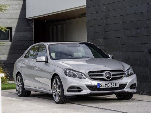 Mercedes-Benz E-Class 2013 - 2015