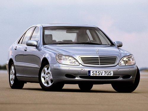 Mercedes-Benz S-Class 1998 - 2002