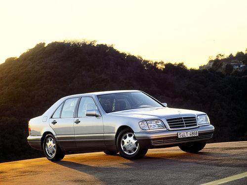 Mercedes-Benz S-Class 1991 - 1998