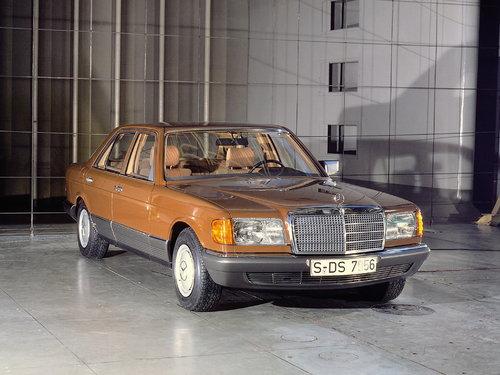 Mercedes-Benz S-Class 1979 - 1985
