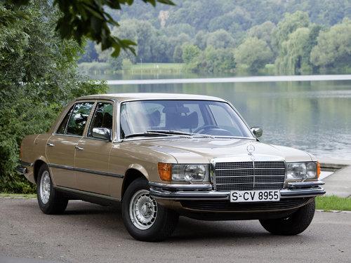 Mercedes-Benz S-Class 1972 - 1980