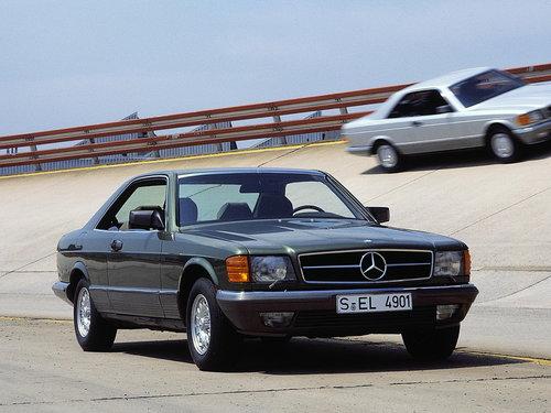 Mercedes-Benz S-Class 1980 - 1985