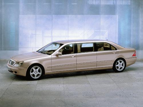 Mercedes-Benz S-Class 1998 - 2005