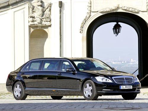 Mercedes-Benz S-Class 2009 - 2013