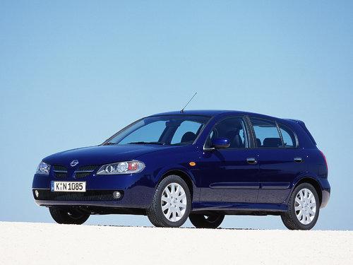 Nissan Almera 2003 - 2006
