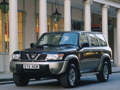 Nissan Patrol 1997 - 2001