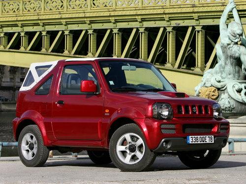 Suzuki Jimny 2005 - 2009