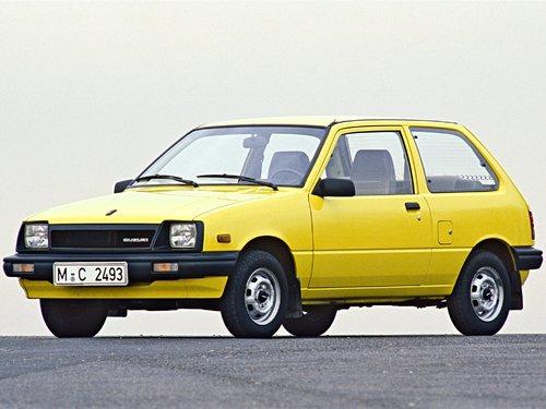 Suzuki Swift 1983 - 1988
