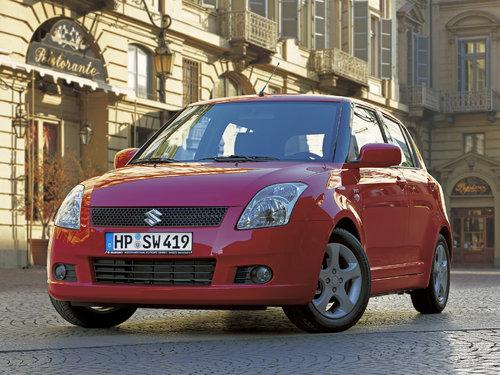 Suzuki Swift 2004 - 2008