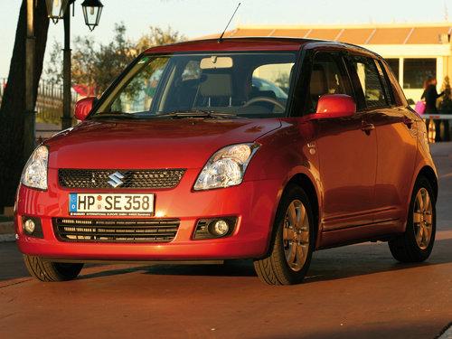 Suzuki Swift 2008 - 2010