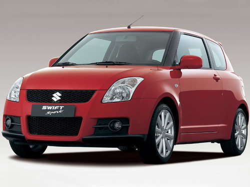 Suzuki Swift 2008 - 2010
