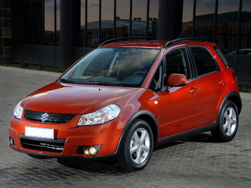 Suzuki SX4 2006 - 2011