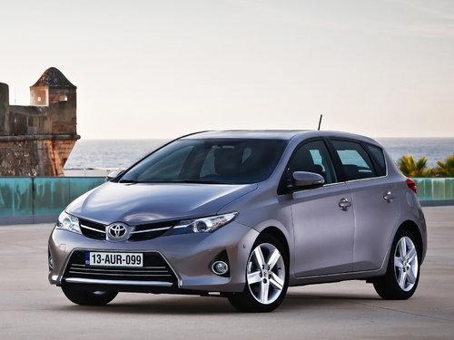 Toyota Auris 2012 - 2015
