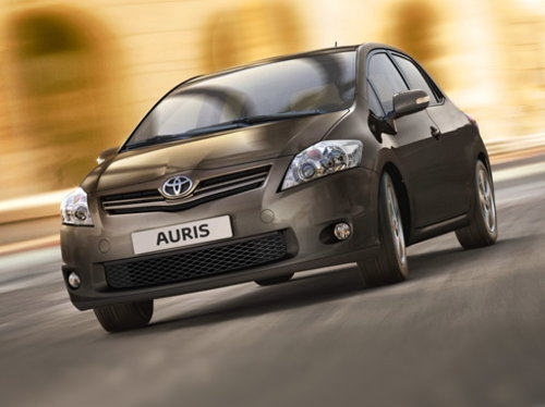 Toyota Auris 2010 - 2012