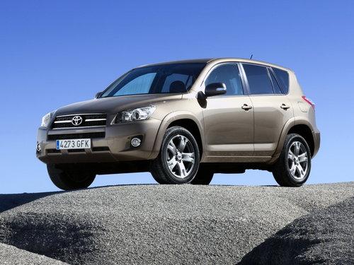 Toyota RAV4 2008 - 2010