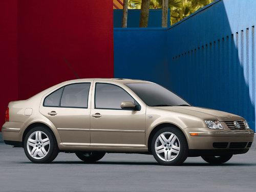 Volkswagen Jetta 2002 - 2005