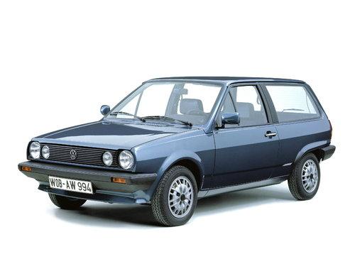 Volkswagen Polo 1981 - 1990
