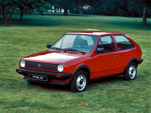 Volkswagen Polo 1982 - 1990