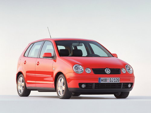 Volkswagen Polo 2001 - 2005