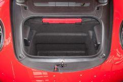 Объем багажника, л: 125