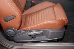 Регулировка передних сидений: Сиденья ergoComfort с регулировкой угла наклона и глубины положения подушки
