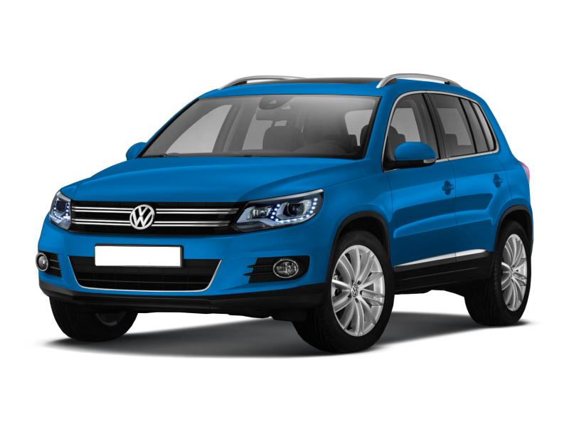 Volkswagen Tiguan, 2011 год, 805 000 руб.